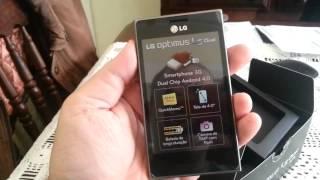 LG E615 Black(Две сим-карты для более удобного пользования смартфоном Optimus L5 Функция Quick Memo, позволит освоить новый форма..., 2013-05-15T09:55:30.000Z)