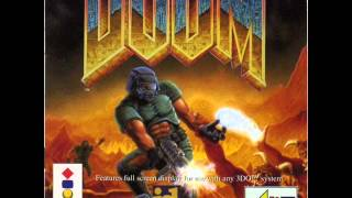 Doom 3DO Soundtrack - Map 5 - Suspense