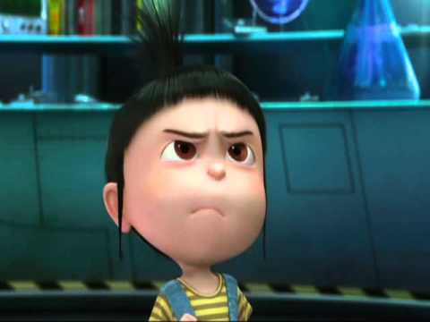 Agnes - The Most Adorable- Best Scenes - Despicable Me