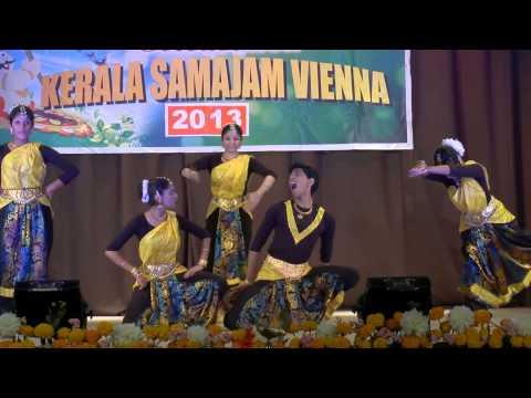 Kerala Samajam Vienna  Onam 2013