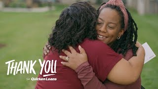 A Heartfelt Thank You from Quicken Loans | DeQuinda