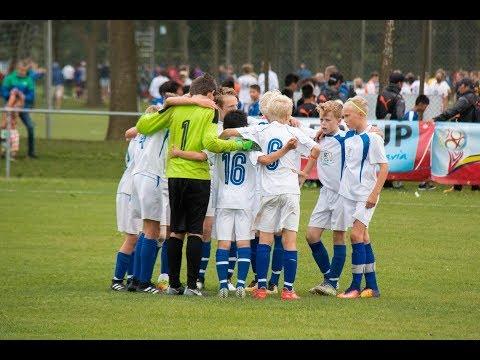 U12 Ibercup Scandinavia 2017: NF Academy B-finalist Esbjerg DK