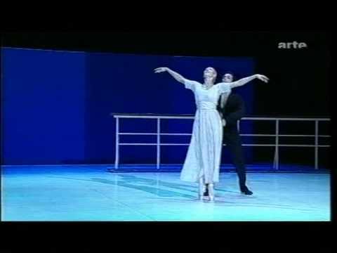 Nijinsky, Faun, Romola pas de trois - Hamburg Ballet