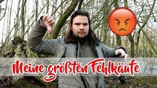 FEHLKÄUFE ⚡ - Ausrüstung wo habe ich mein Geld verschwendet ?   Bushcraft Survival Trekking Camp