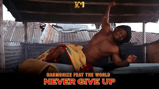 Harmonize - Never give up (Official Music Video) English Version