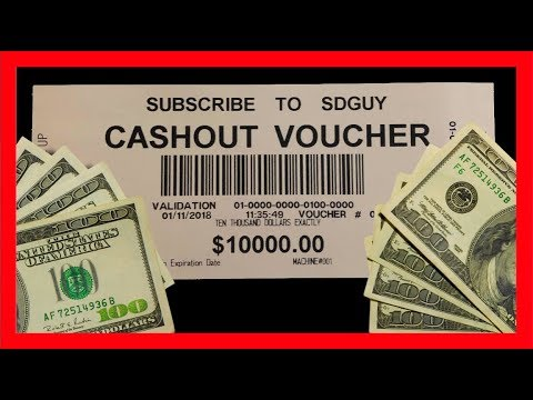 How To Leave The Casino With More Money! Slot Machine Advice With Paylines & SDGuy