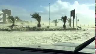 Weird Weather in Cape Town