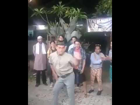 JODOH WASIAT BAPAK Pak Rt Cs Berjoget Ria