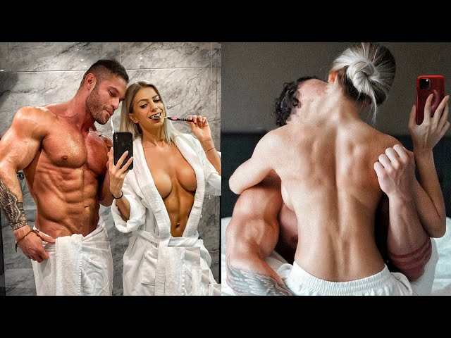 TOGETHER 🔥 COUPLE WORKOUT - FITNESS MOTIVATION ***PART 7***