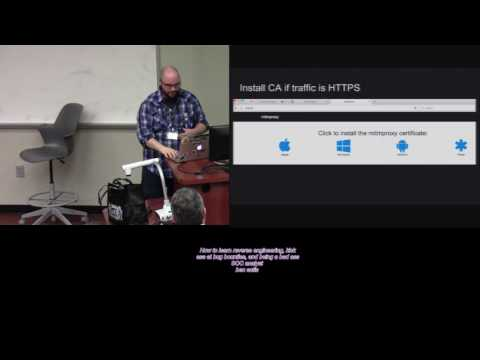 BSides Nashville 2017 Green01 How to learn reverse engineering kick ass at bug bounties and being a