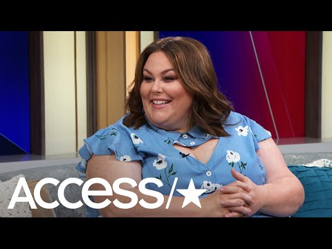 Chrissy Metz Joins Dating App Raya & Dishes On What Her Type Is | Access