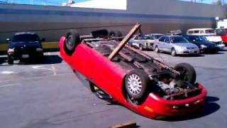 Roll over class..at jims tow in costa mesa