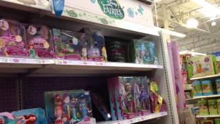 """""""一起買玩具"""" 玩具反斗城 迪士尼公主,公主寵物,冰雪奇緣u0026 美人魚 Toy Hunt!"""