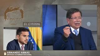 Con quorum se juramenta Guaidó - El Citizen y Sheina Chang EVTV - 01/11/19 SEG 04
