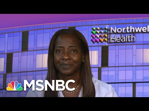 NYC Nurse First To Get Vaccinated For Covid-19 In United States | The ReidOut | MSNBC