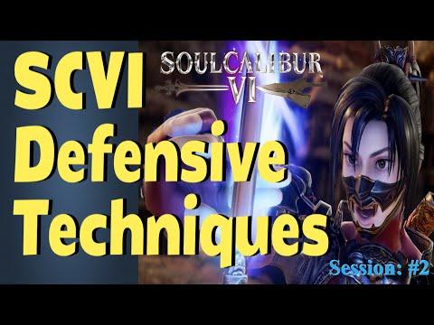 SoulCalibur VI Beginner Guide #2 HOW'S YOUR DEFENSE?