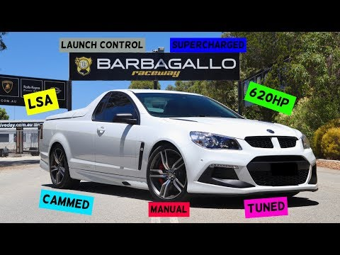 LSA Maloo R8 Modified To 620HP* (Review+Launch)