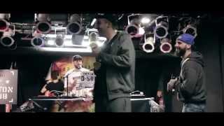 FARD, SNAGA & DJ O-SUN TALION 2 : LA RABIA TOUR 2014 BLOG 1