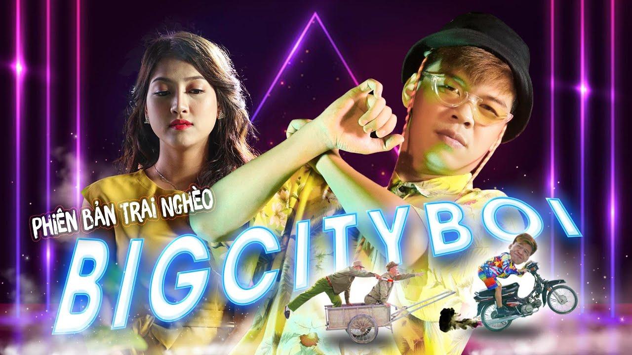 Trung Ruồi Rap Việt | BIGCITYBOI Phiên Bản Trai Nghèo - POOR COUNTRY BOI | Trung Ruồi x Yody