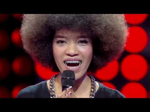 Thumbnail: The Voice Thailand - แนท บัณฑิตา - I Can't Make You Love Me - 14 Sep 2014