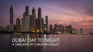 Dubai Day to Night - Timelapse / Hyperlapse(In January 2015, I had the opportunity to spend some time in Dubai and to practice different timelapse techniques. It was something I've been wanting to learn ..., 2016-05-17T16:26:25.000Z)