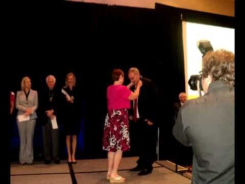 "UACS Professor receives ""Best Teacher in Europe"" award"