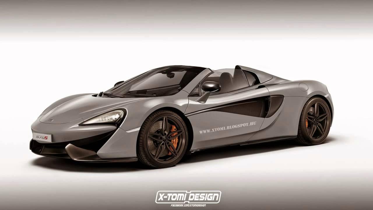 2016 mclaren p14 supercar - youtube