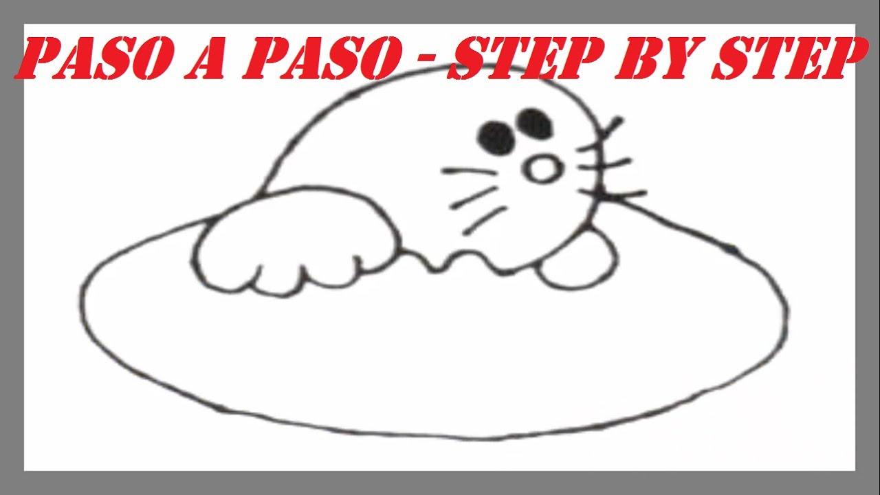 Como Dibujar A Mory El Topo L How To Draw Mory Mole L Hello Kitty