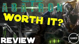 FPS AND RTS?! | Abatron Review - GameX.io