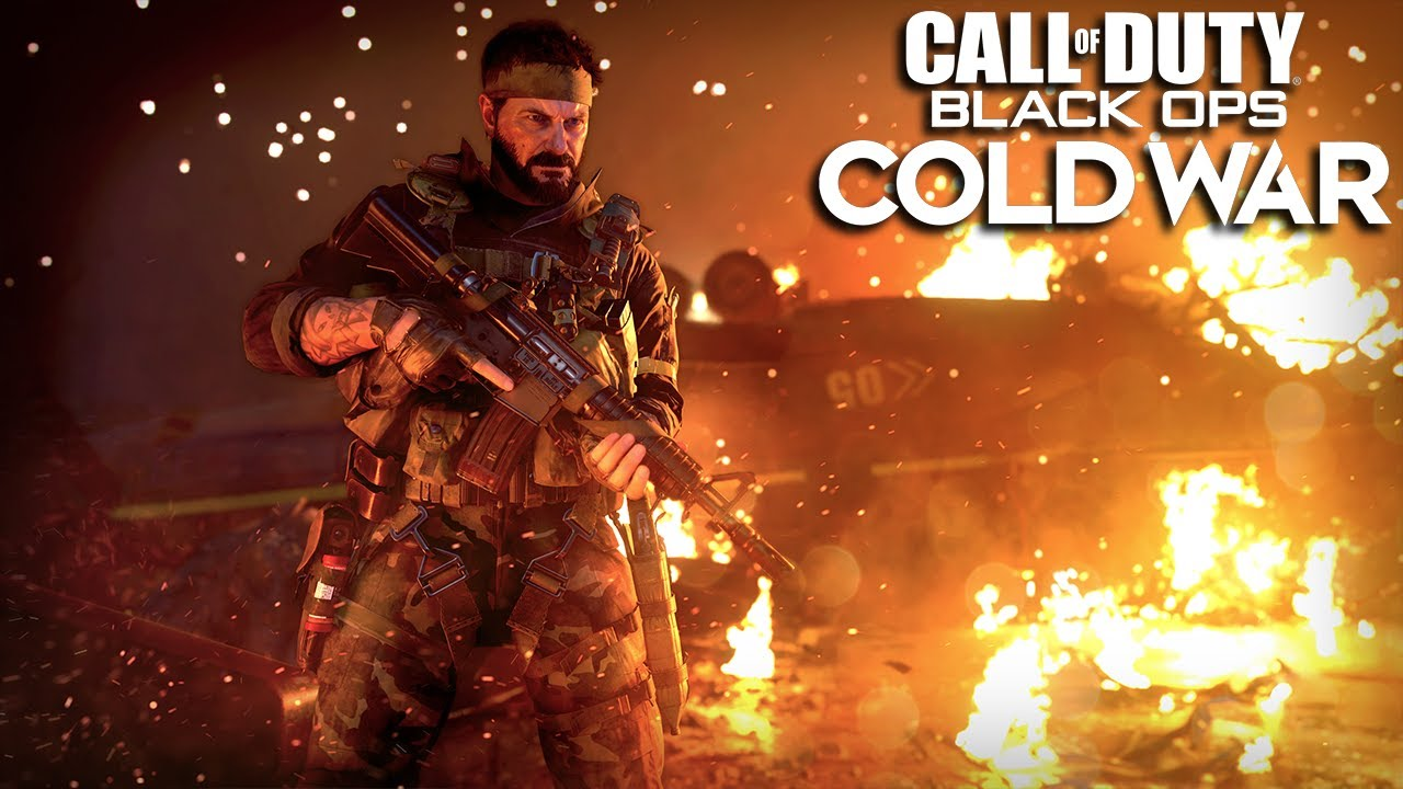 Call of Duty®: Black Ops Cold War - Reveal Trailer - YouTube
