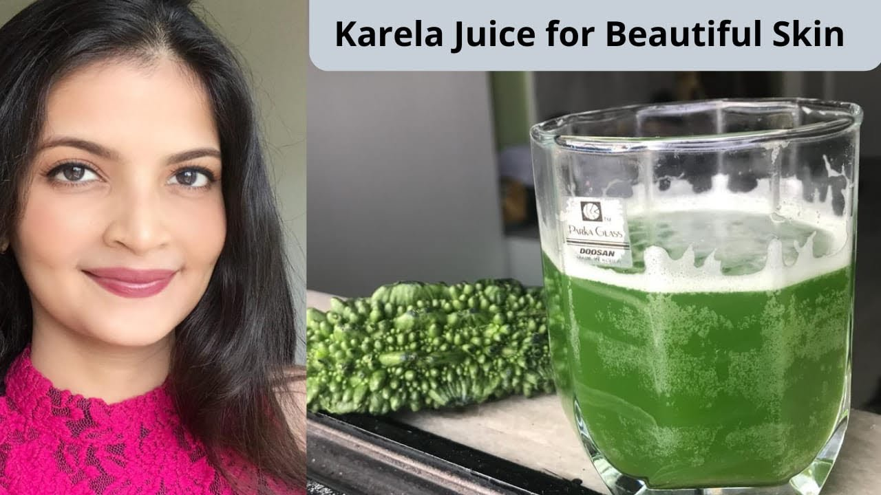 karela juice skin benefits | करेले का जूस | how to make karela juice |  itsarpitatime