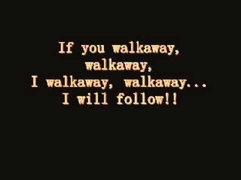 U2- I Will Follow - (Old Version)- Lyrics