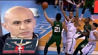 The Score: DLSU Green Archers and ADMU Blue Eagles head-to-head analysis