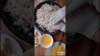 Рисовые шарики | рецепт вкусной закуски
