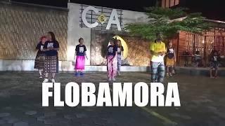 FLOBAMORA SELAMANYA LINEDANCE CHOREO DENKA NDOLU KUPANG NTT