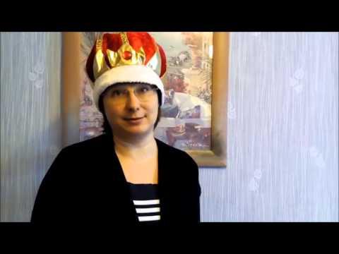 Валентина Габышева. Поздравление с Новым 2016 годом