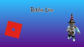 Playing Roblox with Fans 🔴LIVE #126🔴