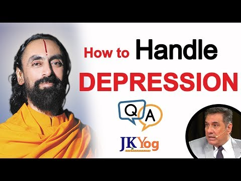 How to Handle Depression? | Q/A with Swami Mukundananda