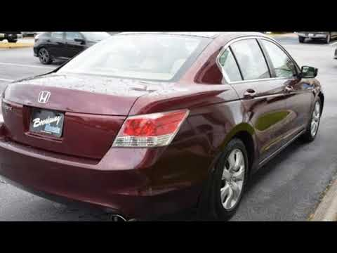 Used 2008 Honda Accord Greenville SC Easley, SC #N180365A   SOLD. Breakaway  Honda