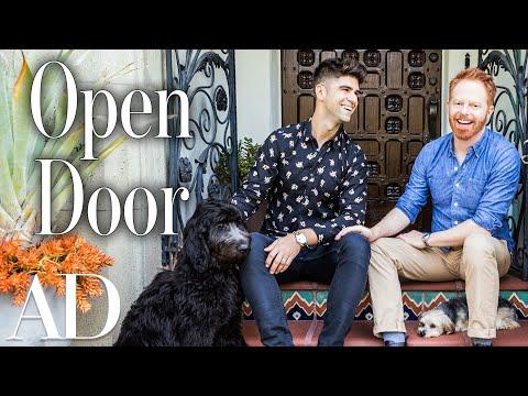 Inside Jesse Tyler Ferguson's Home | Open Door