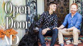 Download Inside Jesse Tyler Ferguson's Home | Open Door | Architectural Digest Mp3 and Videos