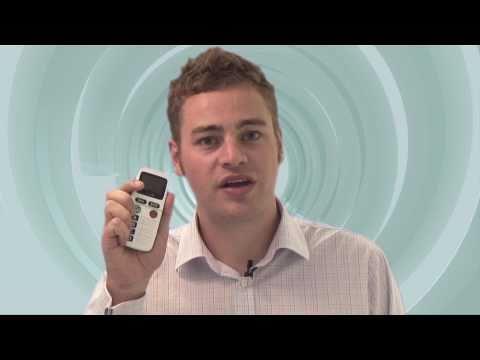 Doro HandlePlus mobile phone for older people
