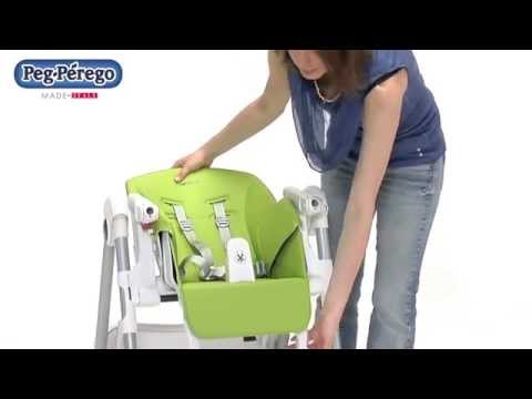 Peg Perego – Prima Pappa Zero 3 – High chair