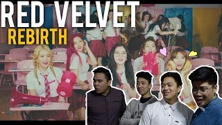 "Video A ""REBIRTH"" with RED VELVET (MV Reaction) download MP3, 3GP, MP4, WEBM, AVI, FLV Maret 2018"