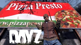 NUTELLA on PIZZA iṡ THE BEST way to be PRO in DAYZ!