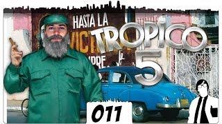 Tropico 5 #011 - Jetzt legen Touris scheiße aufs Dach | Tropico 5 German Gameplay