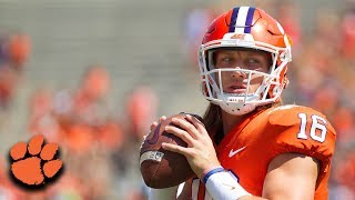 Trevor Lawrence Leads Clemson Over Texas A&M