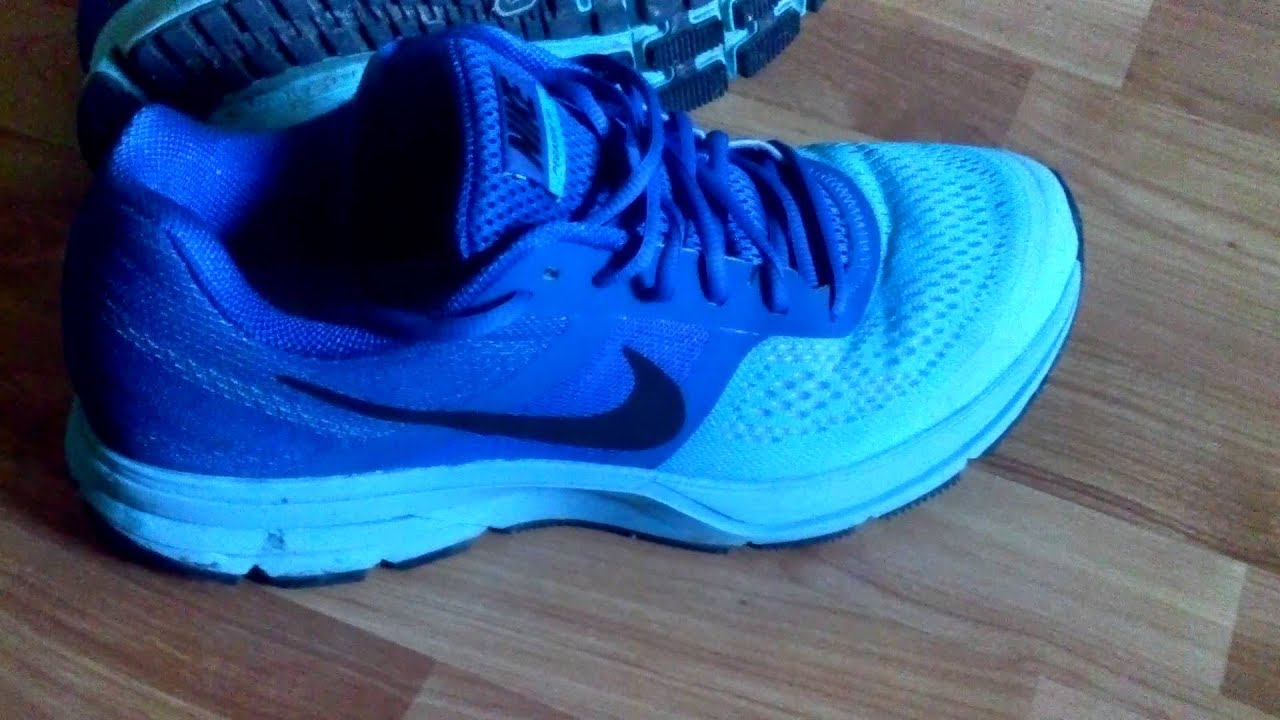 Vagabundo Minúsculo cargando  Nike Pegasus 30 - câteva cuvinte - YouTube