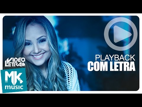 Em Meio Às Lutas - Bruna Karla - PLAYBACK COM LETRA