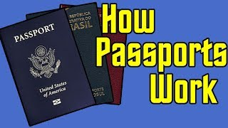 Everything You Need to Know About Your Passport